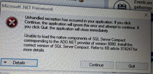 SQL Server Compact 3.5